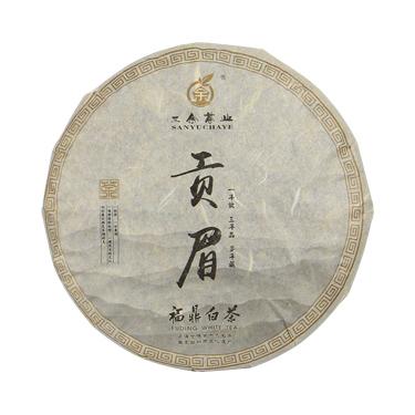 三余茶业 2011年贡眉茶饼 一级350g