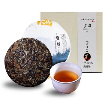 云见山 2012年高山贡眉大师手作福鼎白茶纪念款350g*7礼盒装宜藏宜煮