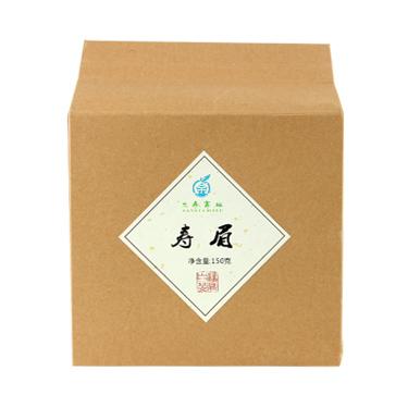 三余白茶  2017年花香寿眉 散茶简易礼盒 150g