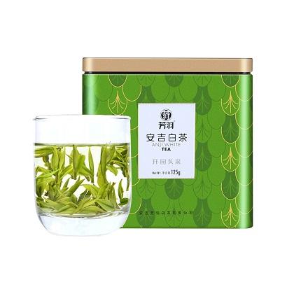 芳羽 2020年新茶 正宗明前茶开园头采绿茶特级春茶叶125g