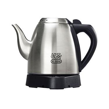吉谷TA0505家用电水壶 电热烧水壶恒温电品304不锈钢壶茶壶