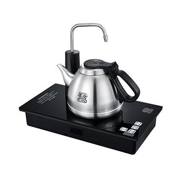 吉谷TB0507电热水壶电器304不锈钢烧水茶壶智能变频恒温抽水
