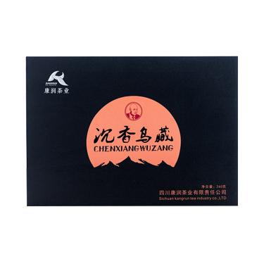 康润茶业 2019年沉香乌藏 礼盒装 藏茶 5g*52