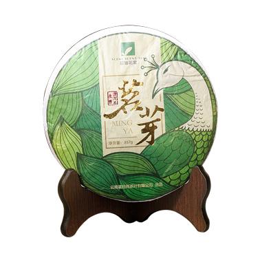 芯仙茗堂 2014年茗芽 生普茶饼357g