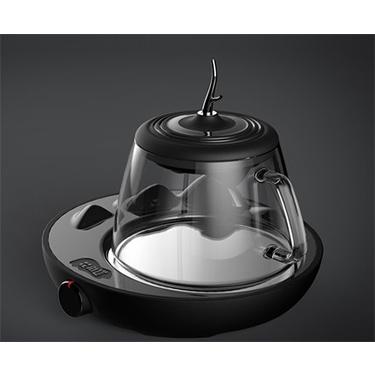 花间道泡茶壶  电陶炉煮茶壶耐高温烧水蒸茶壶