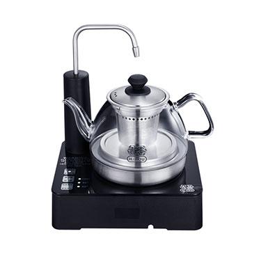 吉谷TB0308玻璃电水壶电热水壶 恒温烧水壶智能茶具煮茶壶吉谷电器