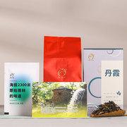 凤宁号 2019年红茶茶叶散装 云南凤庆滇红功夫红茶丹霞100g 滇红茶