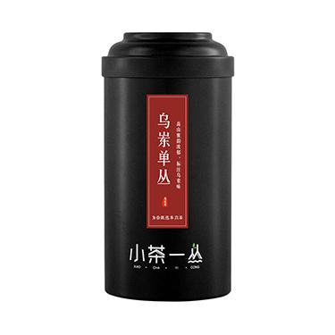 小茶一丛 2019年乌岽单丛茶 潮汕茶叶凤凰单丛乌岽名茶潮州单枞单从茶罐装80克