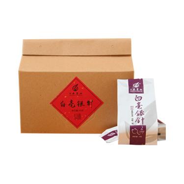 三余白茶 2014年白毫银针简易装 90g