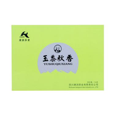 康润茶业 2019年玉黍秋香  礼盒装 绿茶 3g*52袋