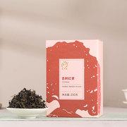 凤宁号 2019年红茶茶叶 滇红茶浓香型散装云南凤庆古树滇红茶250g 盒装