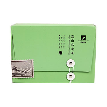 芯仙茗堂 2019年有机高山乌龙茶叶 青春系列 清香型168g礼盒