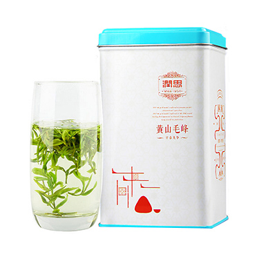 润思 2019新茶上市 特级黄山毛峰 明前特级 105g春茶