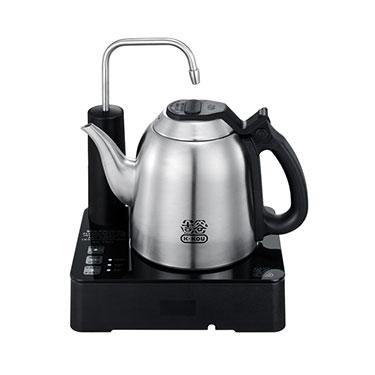 吉谷电器电热水壶TB0302变频恒温电水壶 烧水壶食品级304不锈钢壶