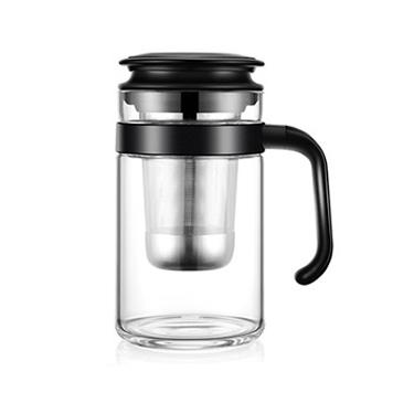 花间道茶水分离泡茶杯 保温大容量水杯