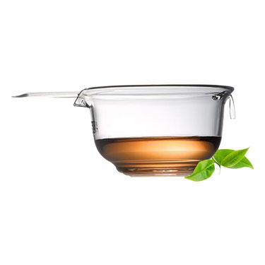 吉谷TY09引茶器高硼硅玻璃公道杯茶海分茶器茶杯200ML