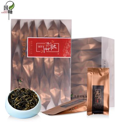 国畅 2019年新款英德红茶英红九号红茶英九茶叶状元盒装英德红茶108g