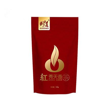 则道  2019年云南高海拔古树红茶 蜜香金芽特级工夫红茶100g