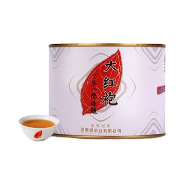 【买5赠1】武夷星  武夷牌大红袍 武夷岩茶  50g*6
