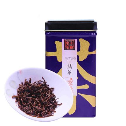 碧螺牌洞庭山茶鲜叶苏州东山茶厂碧螺春发酵一级红茶25g罐装包邮