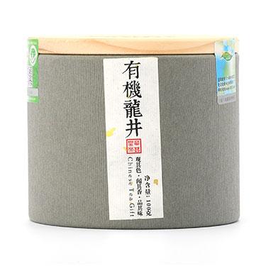 预售 华发 2021年新茶叶  绿茶  明前一级春茶   有机龙井茶100克