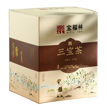 宝福林  2019年正宗新会三宝茶 三宝代用茶250g