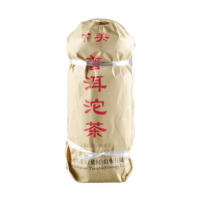 【下关】便装普洱沱茶熟茶2020年云南普洱茶叶下关沱茶250g*5个/条