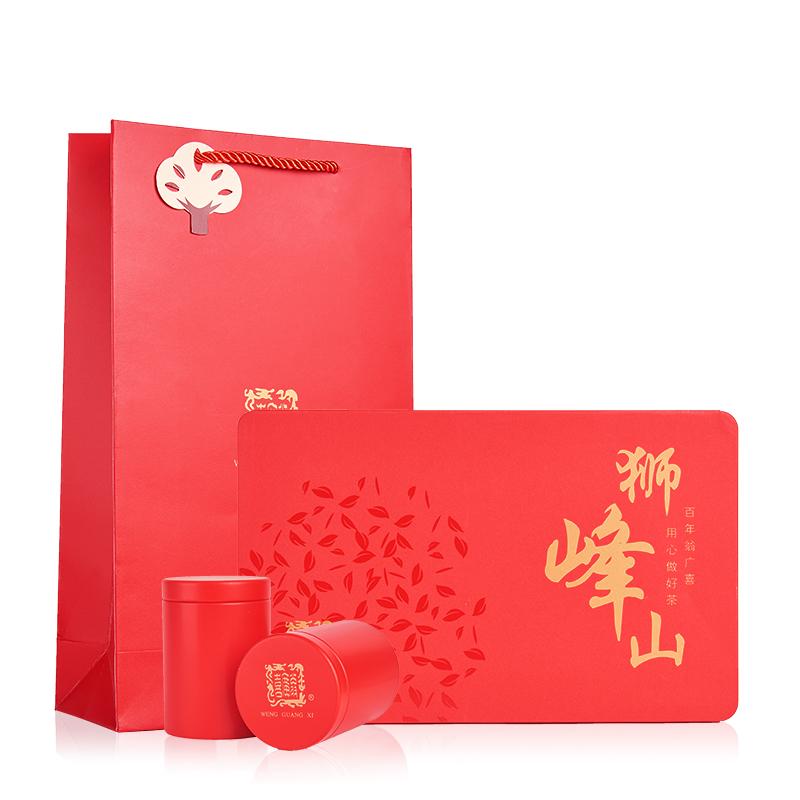 2020年新茶龙井茶明前茶叶180g 雨前新茶绿茶礼盒装18g*10