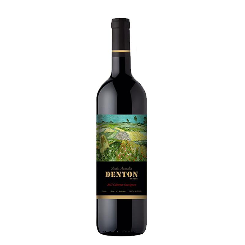 南澳丹盾酒庄2017年BIN1982赤霞珠干红葡萄酒750ml/瓶