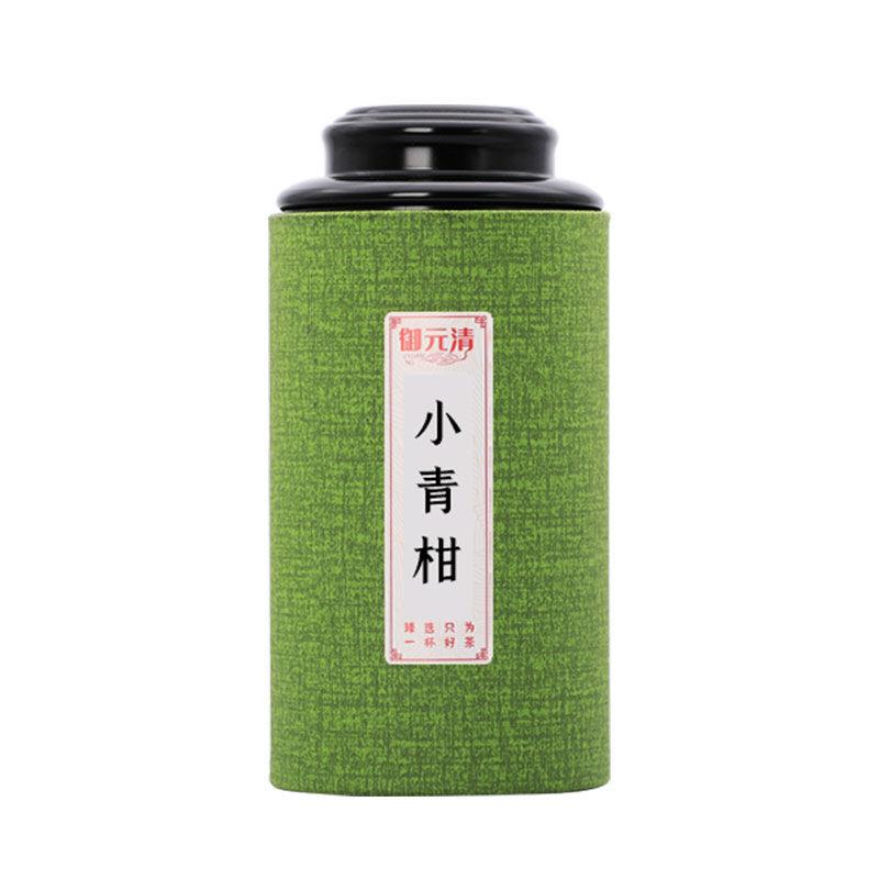 【严选日饮】新会小青柑宫廷普洱熟茶250g/罐包装随机