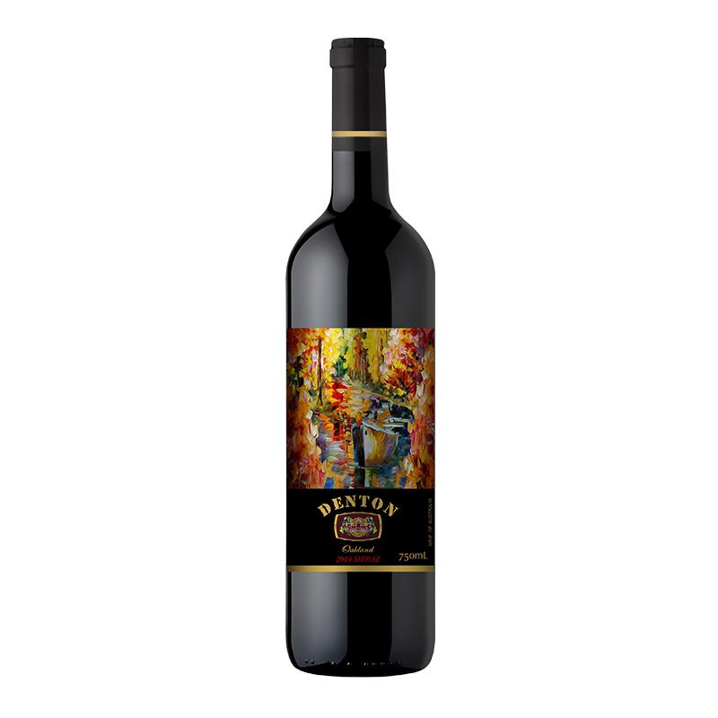 【丹盾酒庄】奥克兰西拉干红葡萄酒14.5度750mL单瓶原瓶原装