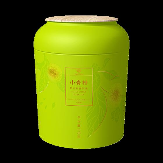 【大益】新会小青柑柑普熟茶普洱茶新品抢鲜110g/200g/罐