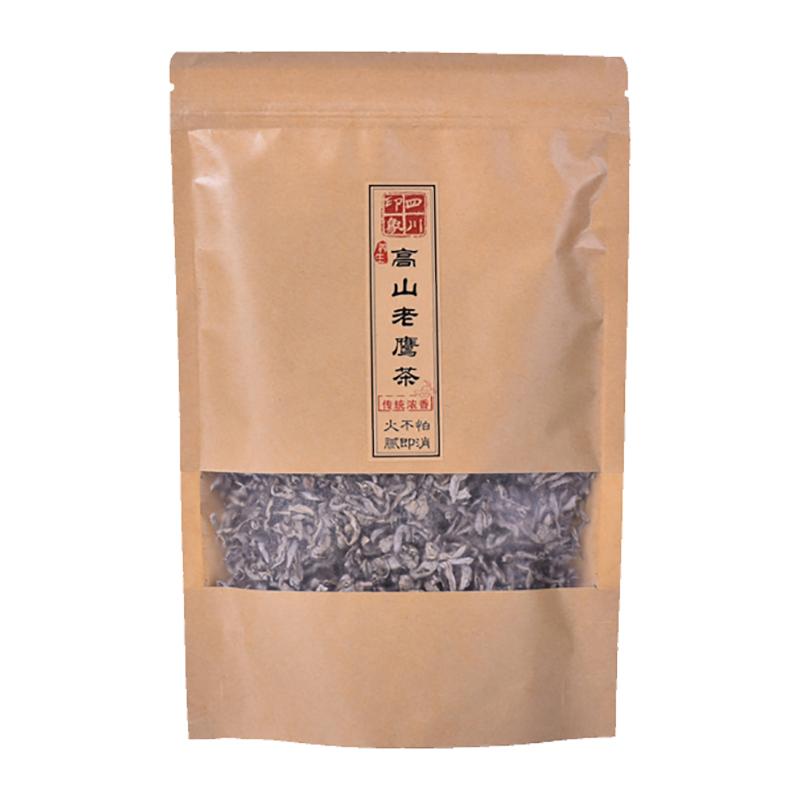 【鹰派养生】高山老鹰茶传统浓香型四川乐山原产长寿茶100g/袋